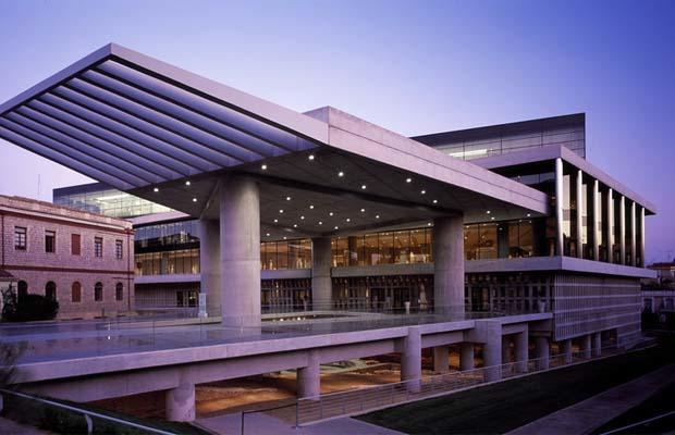 THE NEW ACROPOLIS MUSEUM, Athens
