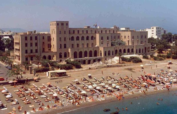 RHODES CASINO, Modification of Hotel des Roses, Rhodes