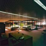 Administration penthhouse atrium