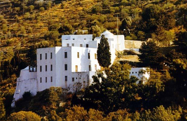 PATMOS MONASTERY of the APOCALYPSE  photiadis.gr
