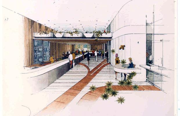 ATTICA BANK HQs, OMIROU Str, ATHENS