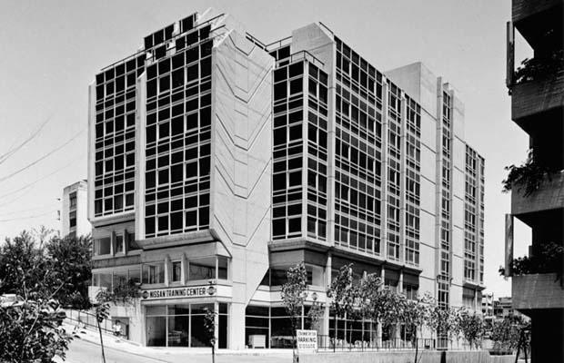 KATEHAKI OFFICES 'FOREFS'        Katehaki & Andrianou Str, Athens