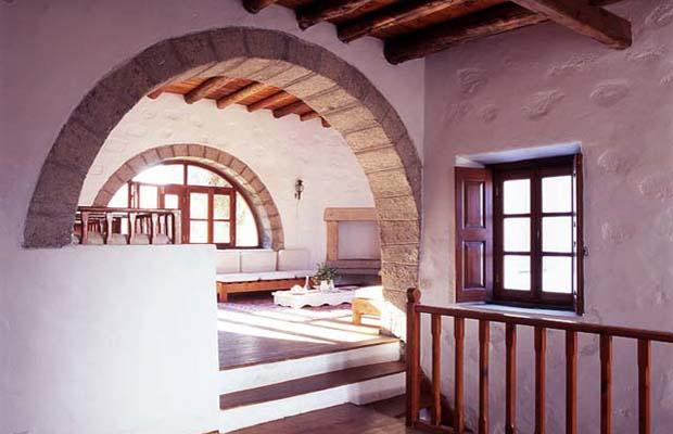 PATMOS DOUBLE FAMILY House