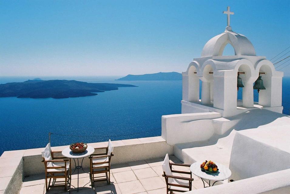 Aigialos Suites Hotel Fira Santorini 91
