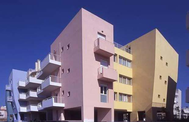 HALKIDA HOUSING COMPLEX – Bitros