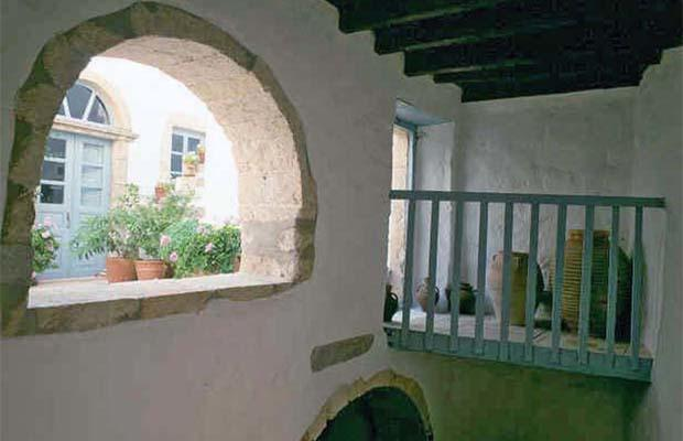 PATMOS CAPTAINS INNER COURT House