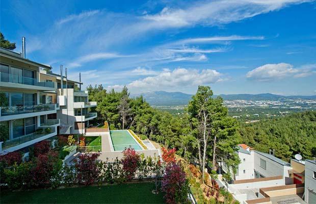 'EKALI GREEN' Housing Complex – Dionysos, Attica