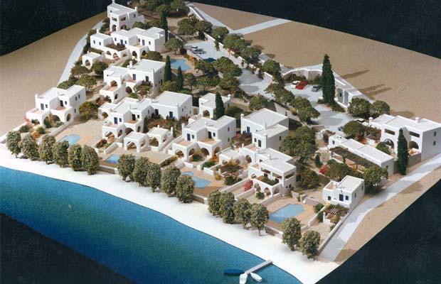 GRIKOS PATMOS 800 Bed Summer Houses