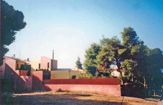 KASTRI Coloured House, Erythrea