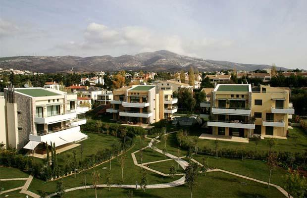 LAMDA DEV. Housing Estate  Kefalari, Attica