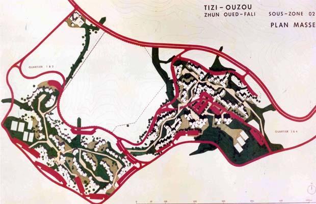 'TIZI OUZOU' ALGIERS 1000 Housing Units