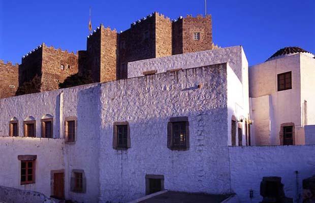 Monastery's Border House, Hora, Patmos